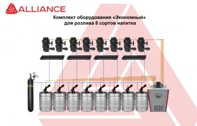 Комплект пивного оборудования